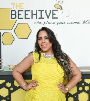 Beehive lead